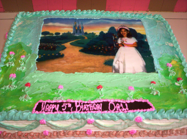shoprite bakery birthday cakes
